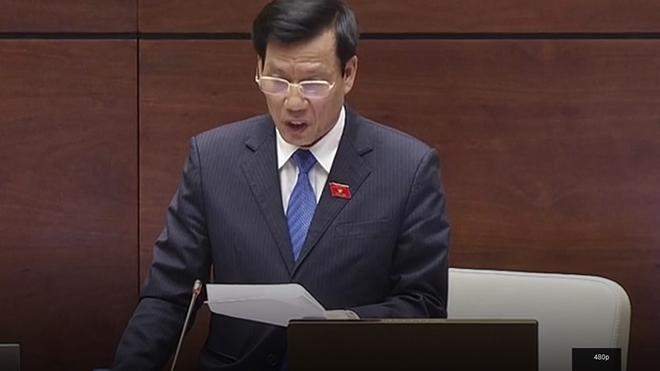 Đại biểu Quốc hội mang vụ Minh Béo chất vấn Bộ trưởng Nguyễn Ngọc Thiện