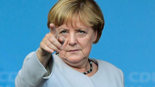 Bà Angela Merkel nắm chắc trong tay nhiệm kỳ Thủ tướng Đức lần thứ 4