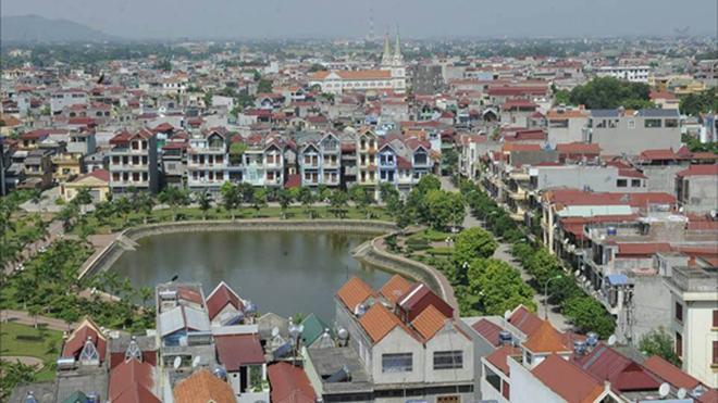 Mở rộng địa giới Thành phố Bắc Giang là một động lực thúc đẩy phát triển kinh tế xã hội