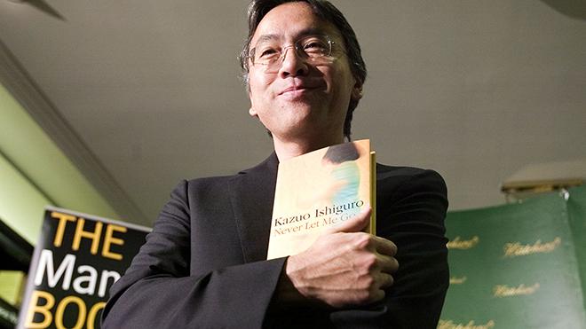 Giải Nobel Văn học 2017 thuộc về nhà văn Anh gốc Nhật Kazuo Ishiguro