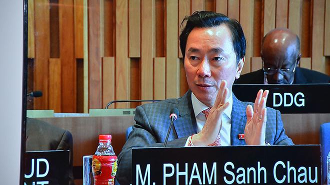 Bầu Tổng Giám đốc UNESCO: Đại sứ Phạm Sanh Châu bằng phiếu ứng viên Trung Quốc