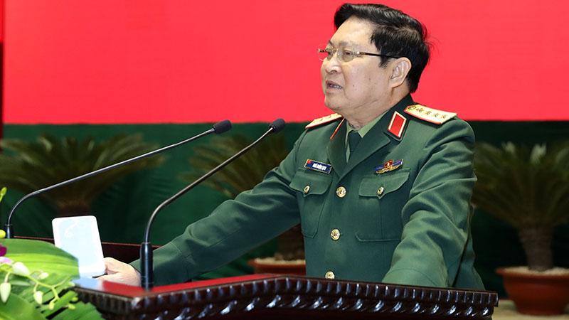 Quân ủy Trung ương, Bộ Quốc phòng gặp mặt tướng lĩnh cao cấp Quân đội nghỉ hưu