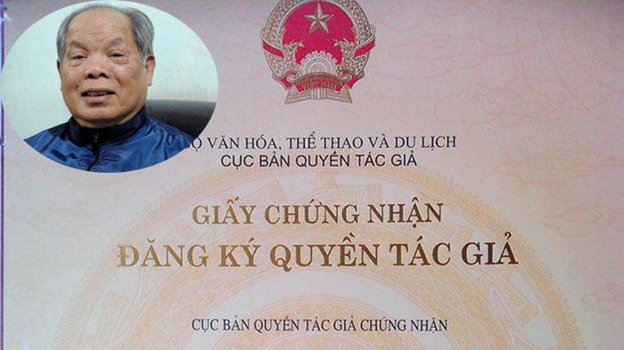 Vì sao PGS Bùi Hiền đăng ký bản quyền công trình cải tiến chữ quốc ngữ?