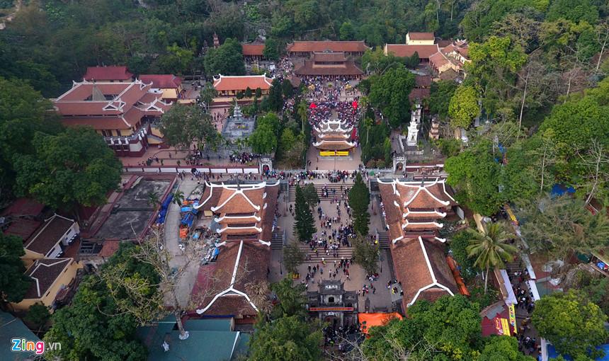 Lễ hội chùa Hương: Các đền, chùa, động  và nghi lễ chính miền đất Phật
