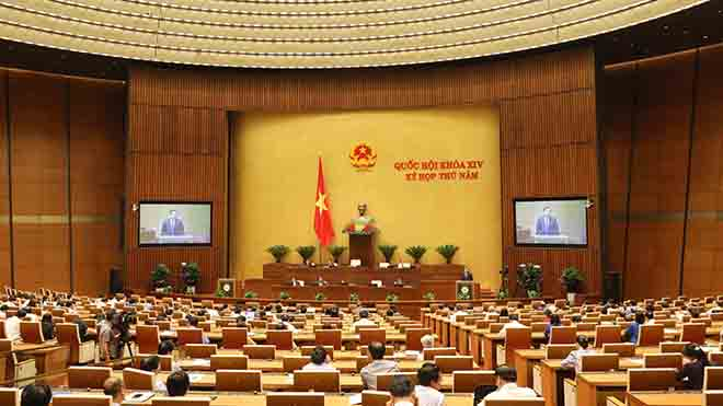 Sáng nay, Quốc hội biểu quyết dự thảo Luật An ninh mạng