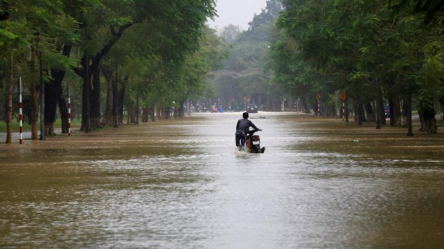 Có8 đến 10 cơn bão và áp thấp nhiệt đới trên Biển Đông