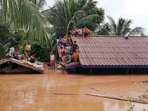 Vỡ đập thủy điện, vỡ đập ở Lào, đập thủy điện Lào, vỡ đập thủy điện tại lào, vỡ đập thủy điện ở Lào, thủy điện, Lào, Thủy điện Lào, đập thủy điện, Attapeu, thủy điện Sepien Senamnoi