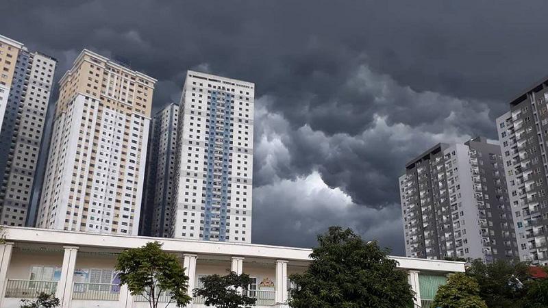 Thời tiết hôm nay 25/8: Cả nước oi nóng xen kẽ mưa dông