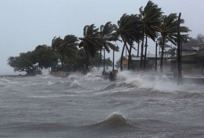 Đảo Bạch Long Vĩ, Cô Tô gió giật cấp 8, siêu bão MANGKHUT sẽ ảnh hưởng trực tiếp đất liền nước ta
