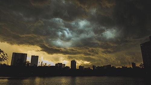 Dự báo thời tiết, Thời tiết, Bão số 6, Tin bão số 6, Cơn bão số 6, Siêu bão Mangkhut, Bão MangKhut, Thời tiết hôm nay, tin bão, tin bão mới nhất, bão mới nhất, siêu bão