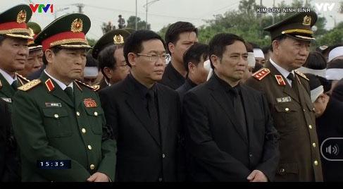 Trực tiếp Quốc tang Chủ tịch nước Trần Đại Quang, Trực tiếp Quốc tang chủ tịch nước, trực tiếp Lễ truy điệu Chủ tịch nước, Chủ tịch nước Trần Đại Quang, Quốc tang