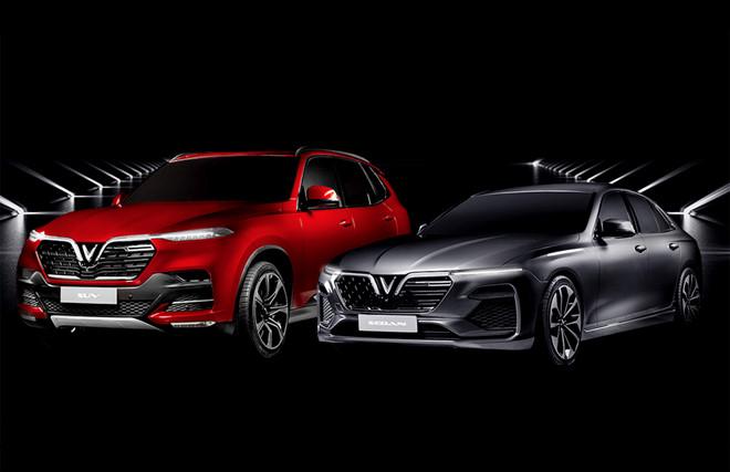 Trực tiếp ra mắt xe VinFast, Ra mắt xe VinFast, Xe VinFast, Giá xe Vinfast, VinFast, Phạm Nhật Vượng, David Beckham, Vingroup, Ra mắt VinFast, SUV VinFast, Sedan VinFast