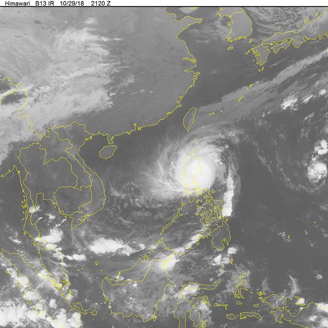 Dự báo thời tiết, Tin bão mới nhất, Siêu bão Yutu, Bão Yutu, Tịn bão, Bão số 7, tin bão khẩn cấp, bão, tin bão yutu, tin bão số 7, cơn bão số 7, thời tiết hôm nay, mưa