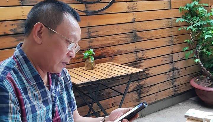 Nhà báo Lại Văn Sâm sẽ livestream lần đầu và duy nhất trên Facebook cá nhân