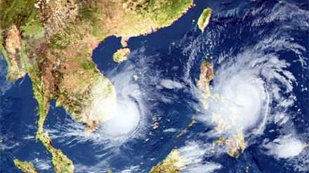 Cảnh báo về vùng áp thấp khả năng mạnh lên thành áp thấp nhiệt đới