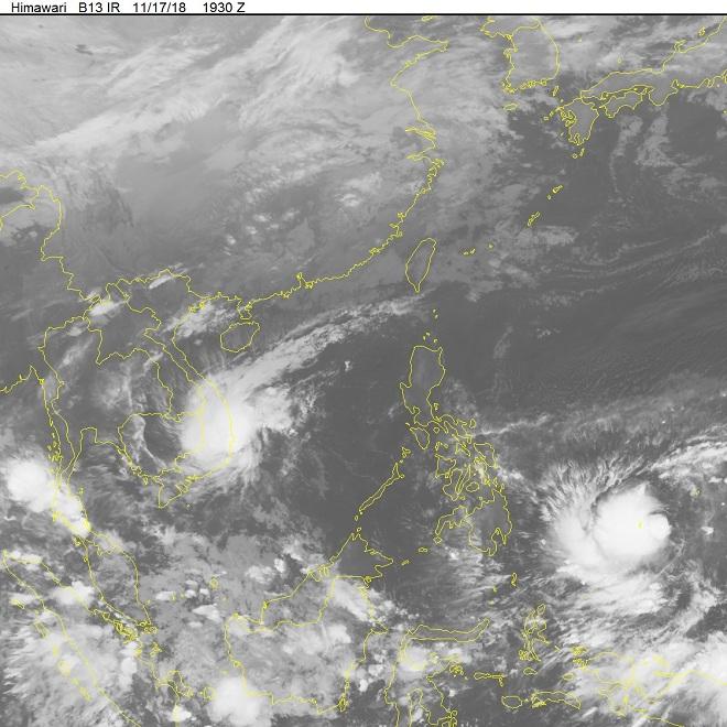 Bão số 8, Dự báo thời tiết, Không khí lạnh, Áp thấp nhiệt đới, Tin bão, Bão mới, tin thời tiết, tin bão số 8, tin bão mới nhất, cơn bão số 8, thời tiết hôm nay, thời tiết