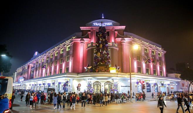 Giáng sinh, Noel, Noel Hà Nội, Giáng sinh Hà Nội, Giáng sinh Sài Gòn, Noel ở đâu, chơi noel ở đâu, chơi giáng sinh ở đâu, đón giáng sinh ở đâu, đón noel ở đâu, chơi noel