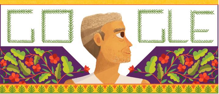 Baba Amte, Baba Amte là ai, baba amte, Google doodle, Baba Amte la ai, bệnh phong, trang chủ google, Baba Amte ấn độ, baba amte la ai, chữa bệnh phong