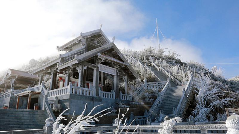 Rét đậm, rét hại sẽ kéo dài qua Tết Dương lịch, vùng núi cao Bắc Bộ có mưa tuyết, băng giá