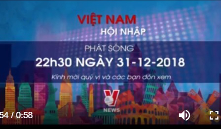 Việt Nam hội nhập trên Truyền hình Thông tấn - Vnews