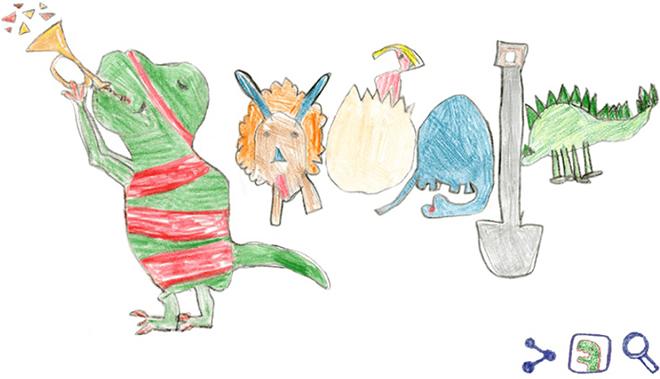 Doodle 4 Google, Doodle 4 google 2018, doodle 4 google, Biểu tượng Google Doodle, Google Doodle, Dino Doodle, doodle 4 google winners, Sarah Gomez Lane, Google