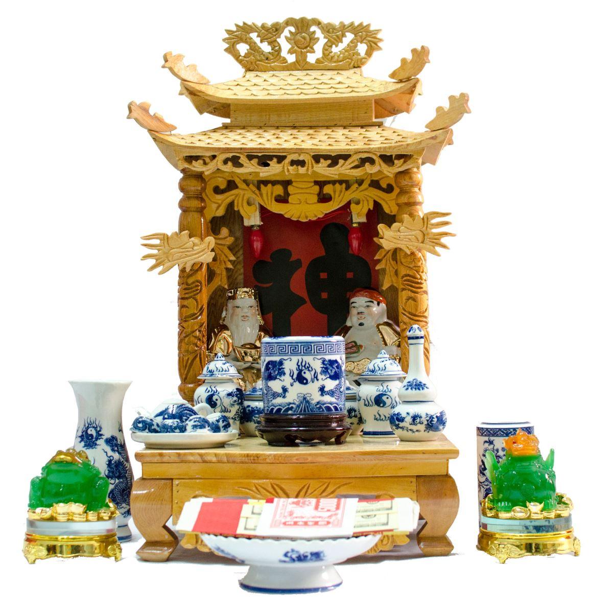 Bàn thờ thần tài, Cách sắp xếp bàn thờ thần tài, Bài trí bàn thời thần tài, đặt bàn thờ thần tài như nào, ngày thần tài mua gì, cách cúng thần tài, ngày thần tài cúng gì
