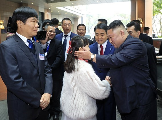 Thượng Đỉnh Mỹ Triều, Trực tiếp Thượng đỉnh Mỹ Triều, Trực tiếp Hội nghị Thượng đỉnh Mỹ Triều, Trực tiếp Mỹ Triều, đón Kim Jong Un, đón Donald Trump, Donald Trump