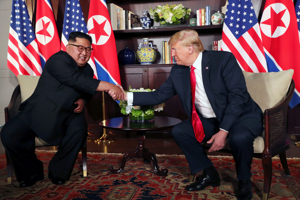 Thượng Đỉnh Mỹ Triều, Trực tiếp Thượng đỉnh Mỹ Triều, Trực tiếp Hội nghị Thượng đỉnh Mỹ Triều, Trực tiếp Mỹ Triều, đón Donald Trump, Donald Trump, Tổng thống Donald Trump
