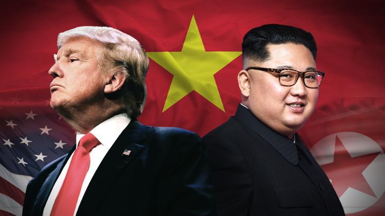 TRỰC TIẾP từ khách sạn Metropole: Tổng thống Donald Trump và nhà lãnh đạo Kim Jong-un bắt đầu họp kín