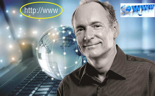 World Wide Web, World Wide Web là gì, World Wide Web ra đời năm nào, Internet, world wide web vs internet, cha đẻ World Wide Web, cha đẻ internet, Sir Tim Berners Lee