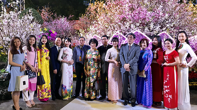 Quan hệ Việt Nam - Nhật Bản: Ấn tượng Lễ hội đặc sắc bậc nhất thế giới