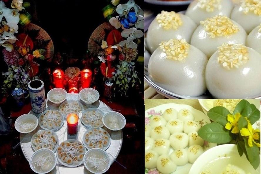 Văn khấn Tết Hàn thực, Bài cúng Tết Hàn thực, Cúng Tết Hàn thực, Tết Hàn thực, bánh trôi, bánh chay, Tết bánh trôi bánh chay, bánh trôi bánh chay, bài khấn tết hàn thực