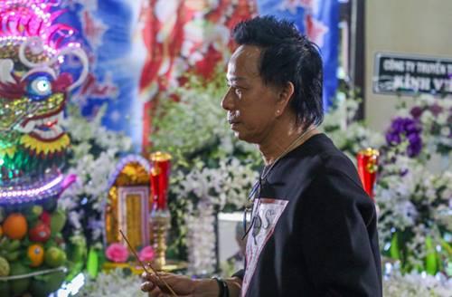 Đám tang Anh Vũ, Nghệ sĩ Anh Vũ, Đám ma Anh Vũ, Tang lễ Anh Vũ, nghệ sĩ hài Anh Vũ