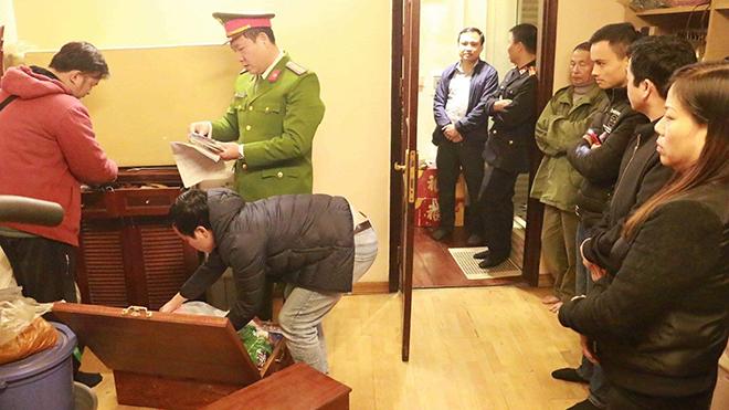 Truy tố Hưng 'kính' và đồng phạm trong vụ án 'Cưỡng đoạt tài sản' tại chợ Long Biên, Hà Nội