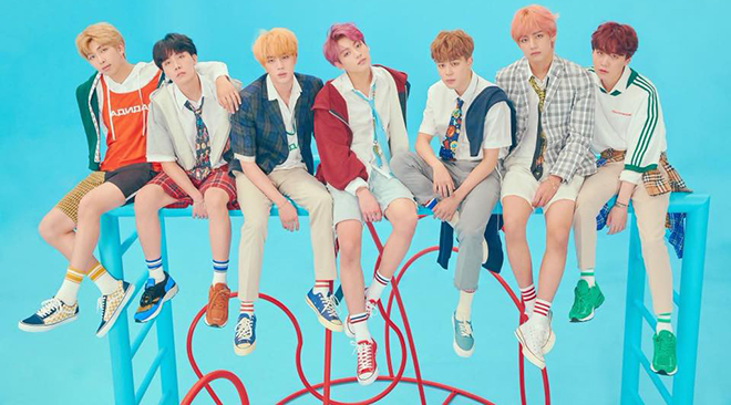 BTS, Muster, Jungkook, Magic Shop, Busan, Festa 2019, BTS, Jungkook BTS. Xem BTS diễn, Xem BTS hát, BTS Pied Piper, Magic Shop Muster, Jungkook diễn Muster tại Busan