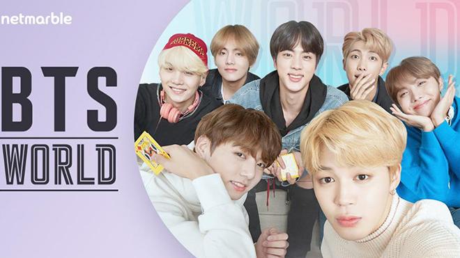 BTS, BTS World lọt top 10 Billboard, BTS World, Album BTS World, Album BTS, BTS World lọt Top 10 Bảng xếp hạng album nhạc phim Billboard