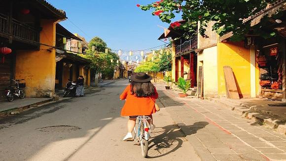 Đà Nẵng lấy ý kiến người dân và du khách về xe đạp công cộng thông minh