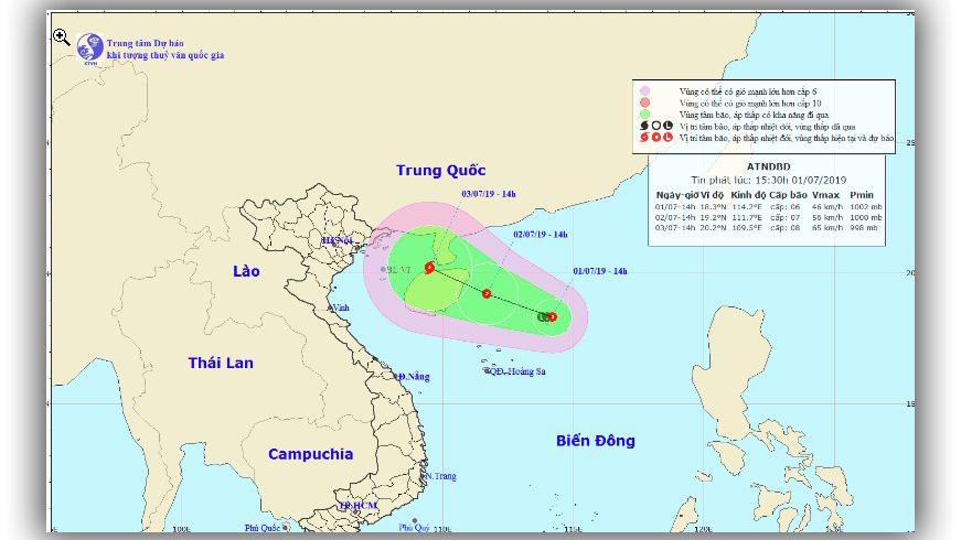 Áp thấp nhiệt đới, Tin Áp thấp nhiệt đới, Áp thấp nhiệt đới trên biển Đông, ap thap nhiet doi, áp thấp nhiệt đới có mạnh lên thành bão, tin áp thấp, bão số 2, bao so 2