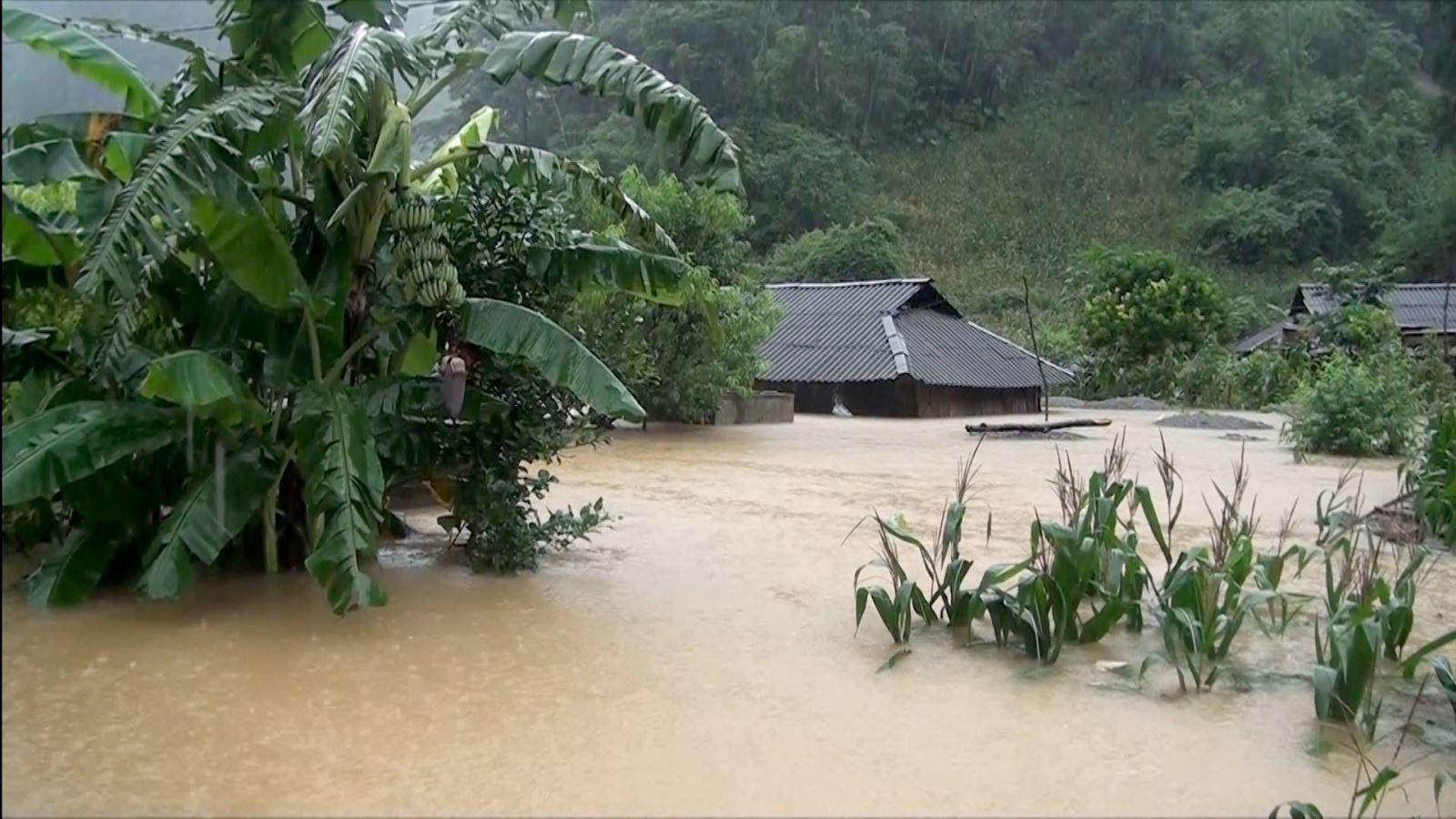 Dự báo thời tiết áp thấp nhiệt đới: Xuất hiện vùng áp thấp trên Biển Đông