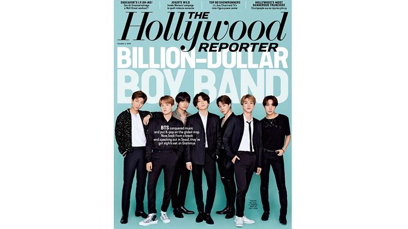 BTS, The Hollywood Repoter thông tin sai lệch về BTS, bts, Bts, BTS RM, RM, Kpop, The Hollywood Repoter, BTS gây tranh cãi, thông tin về bts, BTS video, bts game, bts jin