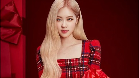 Blackpink, rosé blackpink, rosé cover, the christmas song, eyes closed, Rosé Blackpink bất ngờ tung quà Giánh sinh tặng fan, blackpink Rose, blackpink tặng quà giáng sinh