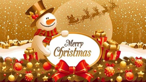 Lời chúc mừng Giáng sinh hay, ý nghĩa bằng tiếng Anh, tiếng Việt