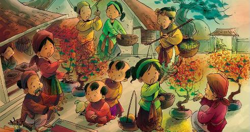 Tết Nguyên đán, Tết là gì, Tết Nguyên đán là gì, Phong tục ngày Tết, tết cổ truyền, tết xưa, Tết cung đình, Tet nguyen dan la gi, tet am lich la gi, tết Việt, Tết âm lịch
