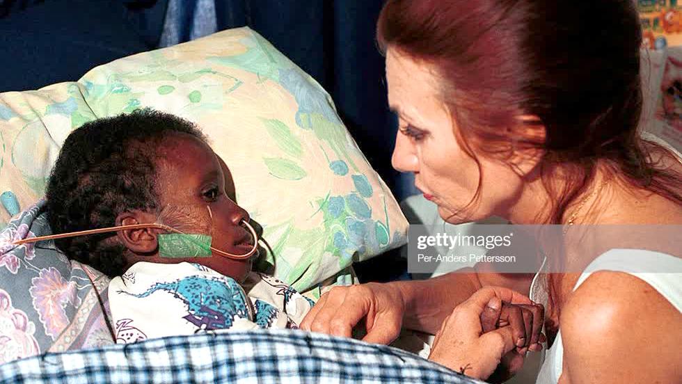 Nkosi Johnson, nkosi johnson, NKOSI JOHNSON, Nkosi Johnson là ai, NKosi JohnSon, hiv, aids, nam phi, Nam Phi
