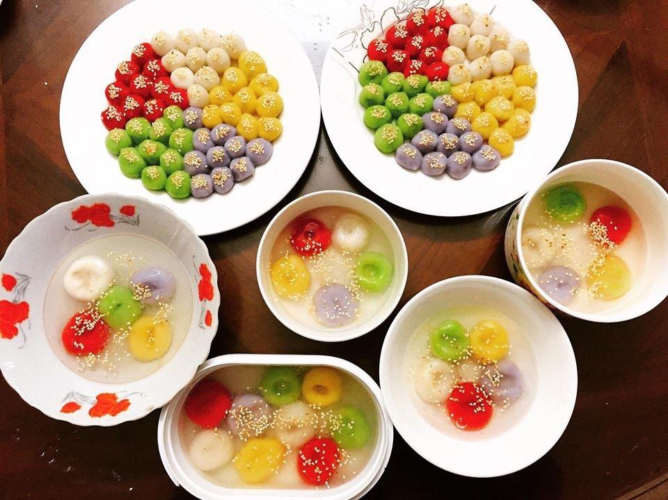 Tết Hàn thực: Tục cúng bánh trôi Tết Hàn thực không liên quan đến Giới Tử Thôi