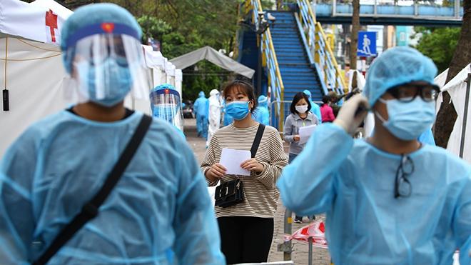 Tình hình dịch COVID-19 tại Việt Nam cập nhật mới nhất từ Bộ y tế