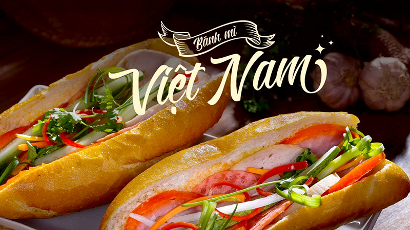 Bánh mì Việt Nam - món ăn đường phố tuyệt vời nhất thế giới có trong từ điển Oxford