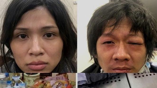 Bắt tạm giam cặp vợ chồng hành hạ con đến tử vong tại Đống Đa, Hà Nội