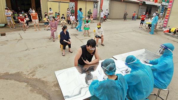 Tình hình Dịch corona tại việt nam, Tình hình dịch corona tại Việt Nam ngày 13/4, Vi rút corona, Virus corona, Số ca nhiễm corona ở Việt Nam ngày 13/4, dịch bệnh 13/4