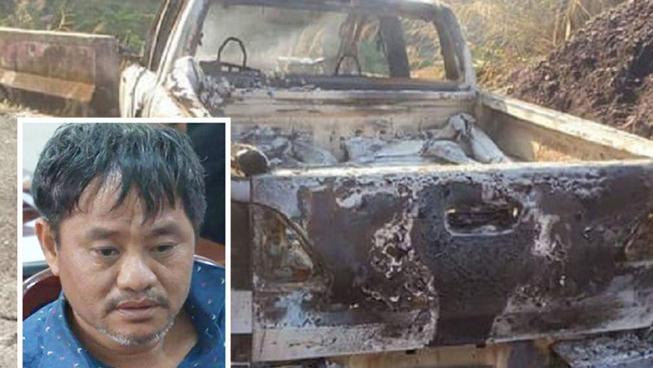 Khởi tố tạm giam Bí thư xã Liên Hà giết người, đốt xác tại Đắk Nông